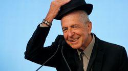 Quand Leonard Cohen dédiait un court poème au