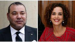 Mohammed VI félicite Leïla Slimani pour son
