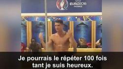Le discours touchant de Cristiano Ronaldo après la finale de