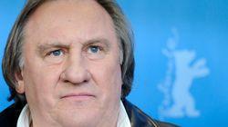 L'acteur français Gérard Depardieu a été