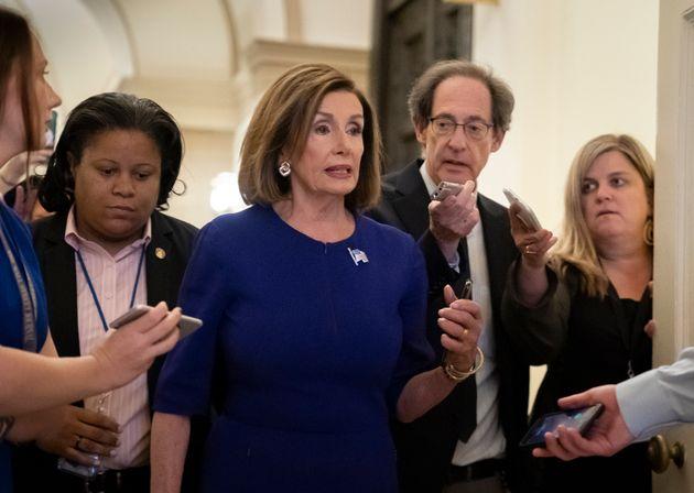 Nancy Pelosi To Announce Formal Impeachment Inquiry Into President Donald Trump