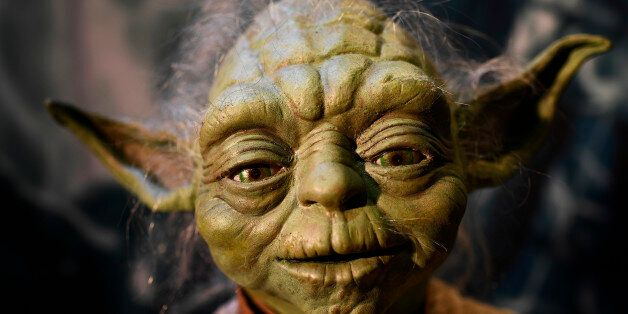 À ça Maître Yoda de \