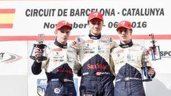 Formule 4: Le jeune marocain Michael Benyahia se fait une place sur le