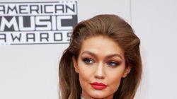 American Music Awards 2016: Gigi Hadid tente une imitation de Melania Trump pour lancer la