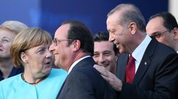 A la Turquie de décider de poursuivre ou non le processus d'adhésion à l'UE, dit