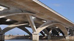 La voie d'accès au pont Hassan II côté Salé réouverte à la