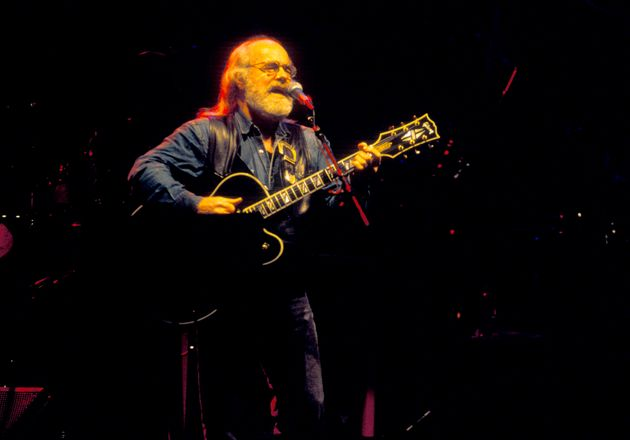 Πέθανε ο στιχουργός των Grateful Dead, Ρόμπερτ