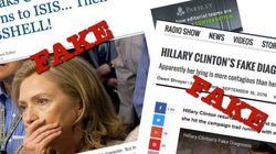 Sur Facebook, les fausses infos ont bien eu plus de succès que les vrais articles avant l'élection