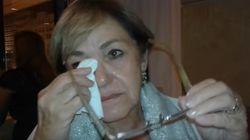 En larmes, Bahia Rachedi dénonce une