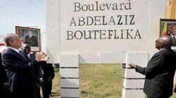 A Bamako, un boulevard baptisé au nom du Président Bouteflika