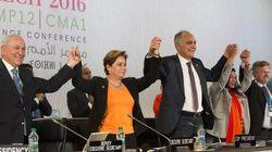 COP22: Les Parties réitèrent à Marrakech leurs engagements en faveur du