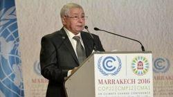 L'Algérie réitère son appel pour participer à la mise en œuvre de l'accord de Paris sur le