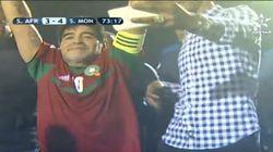 Maradona régale (et se régale) à