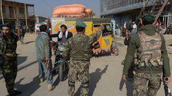 Explosion dans la plus grande base américaine d'Afghanistan, quatre morts, 14