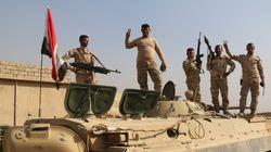 Les forces irakiennes ont repris le site antique de