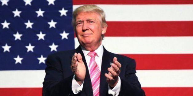 Donald Trump est élu président des États-unis, selon les projections des