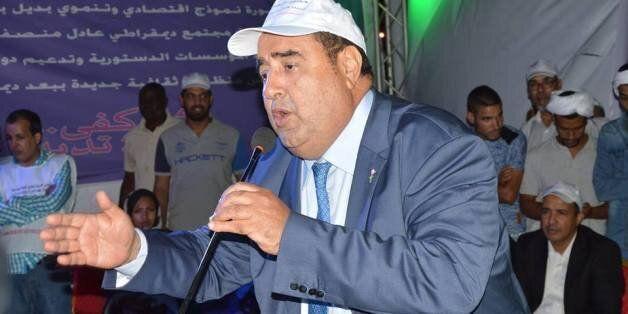 Driss Lachgar, secrétaire général de