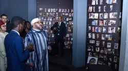 Mohammed VI se rend au mémorial des victimes du génocide rwandais