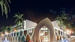 Un nouveau centre commercial ouvre ses portes à