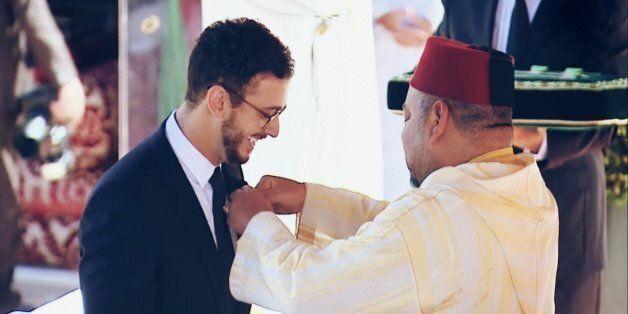 Mohammed VI recommande à la famille de Saad Lamjarred l'avocat Eric Dupont