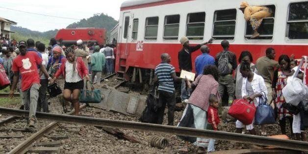Cameroun : 55 morts et 600 blessés dans le déraillement d'un