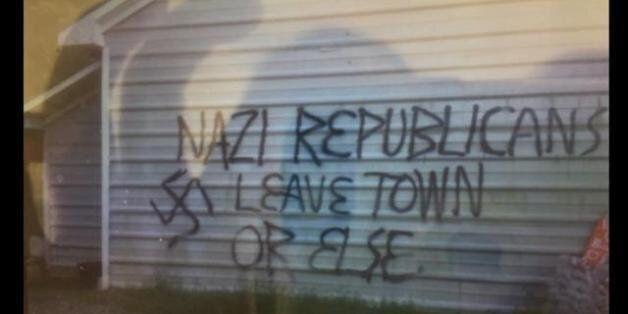 Un local du parti républicain
