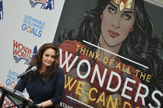 La nomination de Wonder Woman à titre d'ambassadrice de l'ONU fait