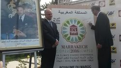 COP22: Barid Al-Maghrib dévoile deux nouveaux timbres