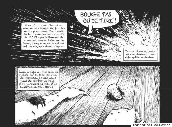 Un rescapé du Bataclan raconte son calvaire dans une