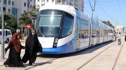 Tramway d'Alger : reprise du trafic