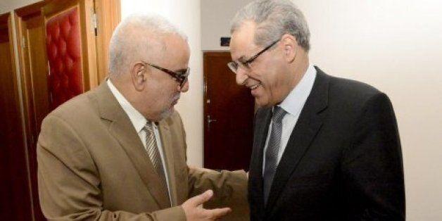 Abdelilah Benkirane et Mohand