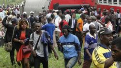 Au moins 75 morts dans le déraillement d'un train au