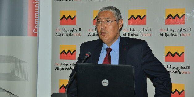 Mohamed El Kettani, président-directeur général d'Attijariwafa