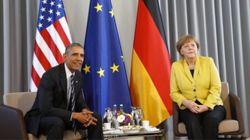 Barack Obama et Angela Merkel à Marrakech pour la