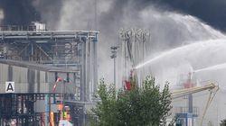 BASF: explosion sur le site de Ludwigshafen, des disparus et des