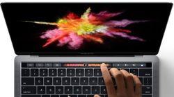 Apple dévoile son premier MacBook Pro depuis 3