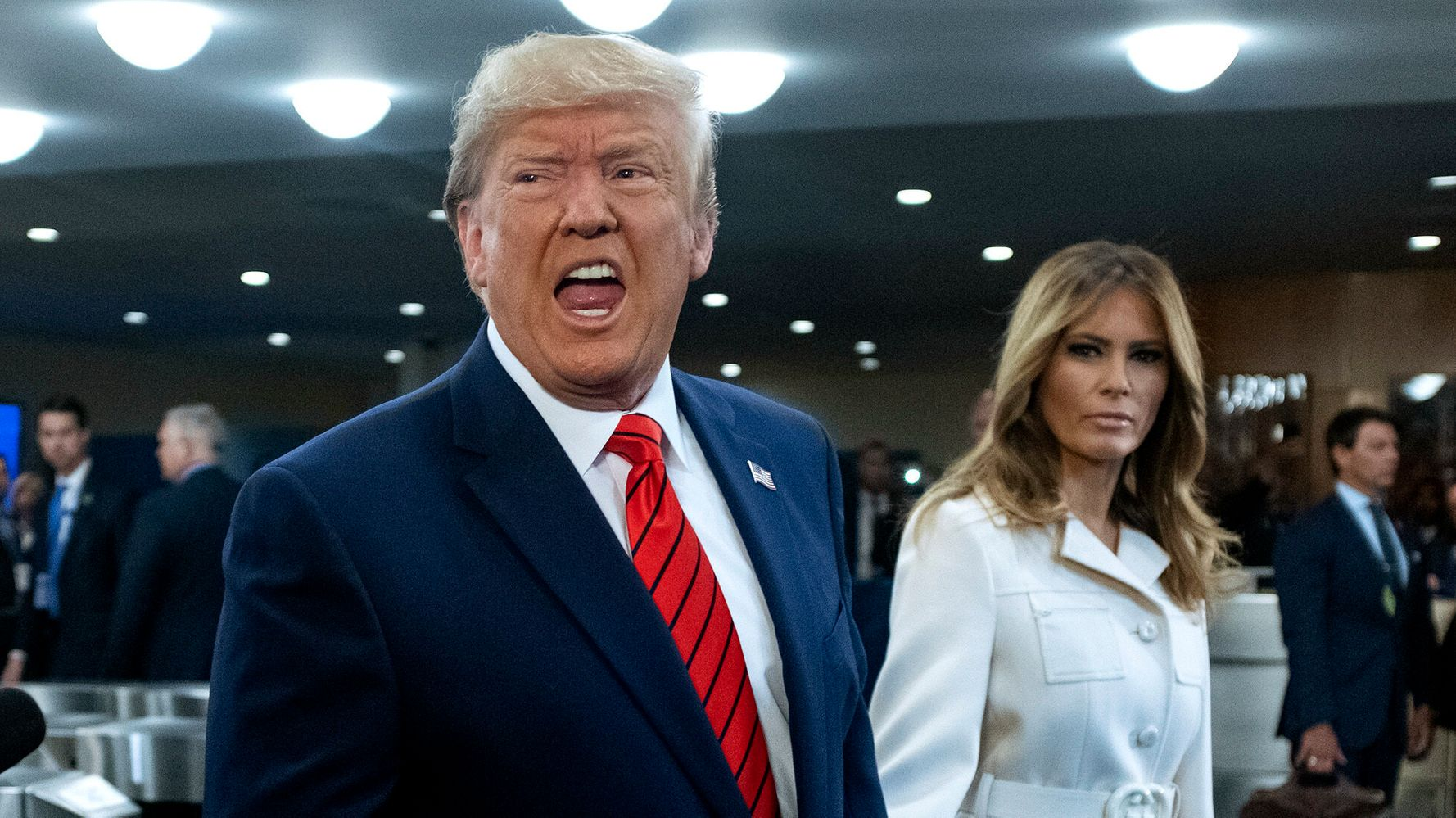 Westlake Legal Group 5d8a749b24000057007ce8ec Trump Lashes Out On Twitter In Response To Impeachment Inquiry Announcement