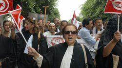 Demain, grève générale: Les avocats voient