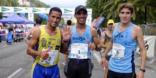 Le Marocain Abdelkader El Mouaziz vainqueur du 38e marathon de Malaga