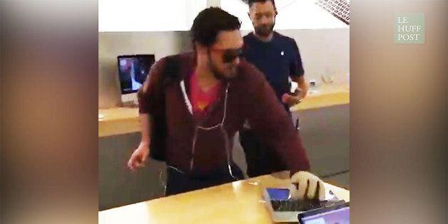 L'homme qui avait démoli l'Apple Store de Dijon à la boule de pétanque connaît sa