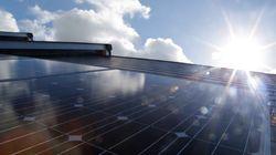 Energie solaire: prochaine entrée en service de 6 nouvelles centrales