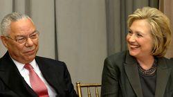 L'ancien secrétaire d'État républicain Colin Powell va voter Hillary
