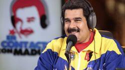Plongé dans une grave crise politique, le président vénézuélien Nicolas Maduro va présenter une émission sur la