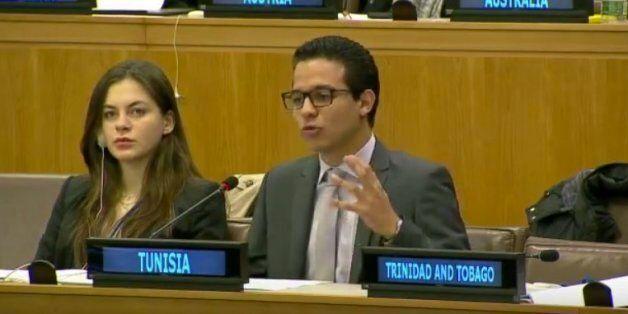 Mon message aux femmes et aux jeunes de mon pays en marge des travaux de l'Assemblée Générale des Nations...