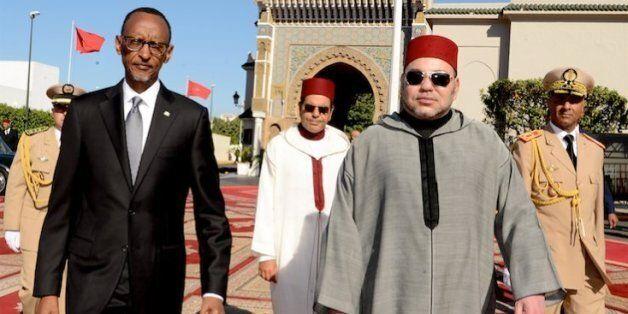 Le roi Mohammed VI se rendra au Rwanda