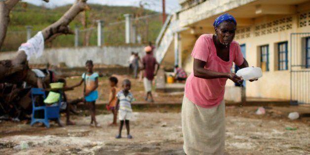 Après l'ouragan Matthew, beaucoup d'Haïtiens sont aujourd'hui