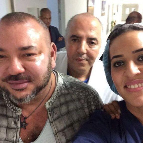 Le roi rend de nouveau visite à Abderrahman El Youssoufi (PHOTOS ET
