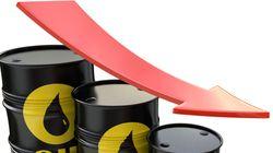 Le pétrole creuse ses pertes, les réserves américaines