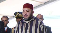 Le roi Mohammed VI est arrivé en