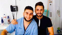 Quand un policier espagnol sauve un Marocain avec le voile de sa